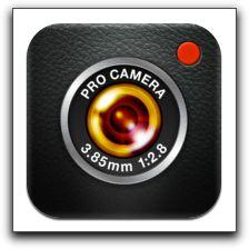 iPad カメラを最大限に活用「ProCamera HD」がリリース