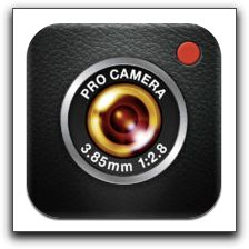 【iPad】「プロカメラ HD」が今だけお買い得