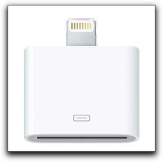 【iPhone 5】「Lightning – 30ピンアダプタ」の出荷完了メールが届いた