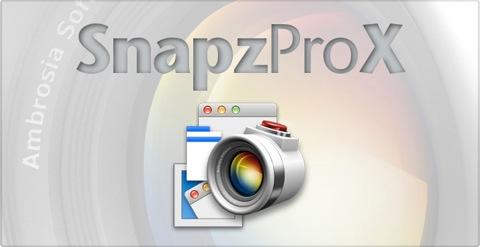 【Mac】キャプチャソフト「Snapz Pro X」がOS X Mountain Lionに対応
