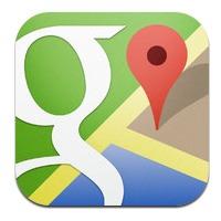 【iPhone,iPad】Google 連絡先に連携する「Google Maps」が1.1にバージョンアップ