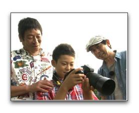 【Digtal Camera】NHK、趣味Do楽で「思い出を残そう!達人が教えるデジタルカメラ」(全8回)放送