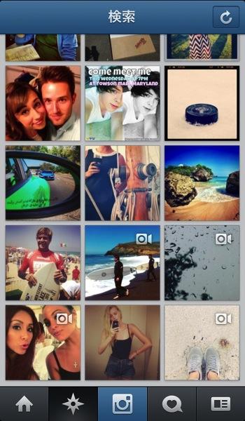 【iPhone,iPad】画機能が導入された「Instagram」で動画の自動再生をオフにする