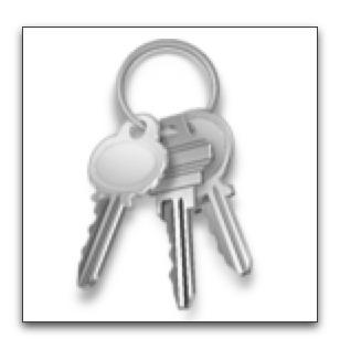 Keychain 011