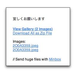 Minbox 010
