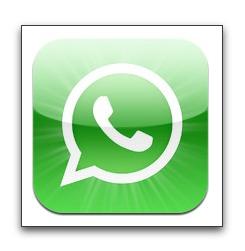 【iPhone】プッシュ通知を利用したメッセンジャー「WhatsApp Messenger」がiCloudでのバックアップが可能に