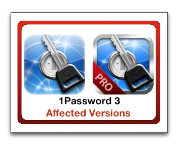 【iPhone,iPad】何故今パスワード管理「1Password」が半額以上のセール中なのか?