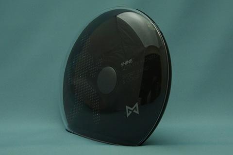 【iPhone】フィットネス・トラッカー「Misfit Shine」開封の儀
