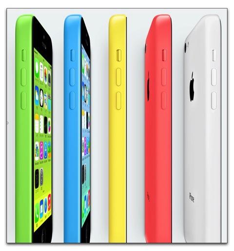【iPhone 5c】非常用&モバイルルーターとして考えてみた結果は