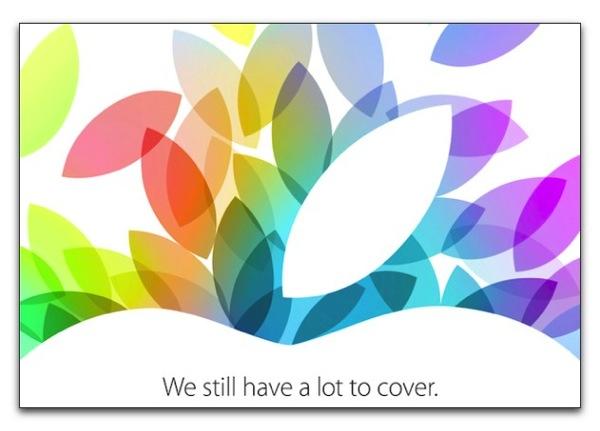 新しいiPadは「iPad Air」、薄く軽くなって11月1日発売、Wi-Fiモデルは51,800円より