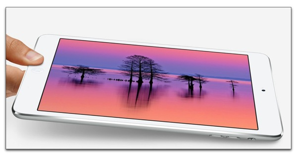 iPad mini はA7チップでRetinaディスプレイを搭載で、41,900円から