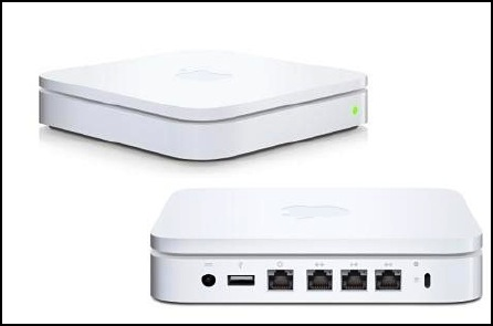 【Mac】AirMac Extremeに繋いでいたHDDが亡くなった
