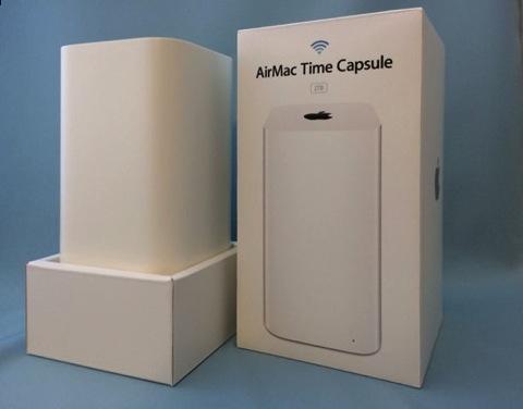 AirMac Time Capsuleを購入したので、高速・快適になる「802.11ac」も設定