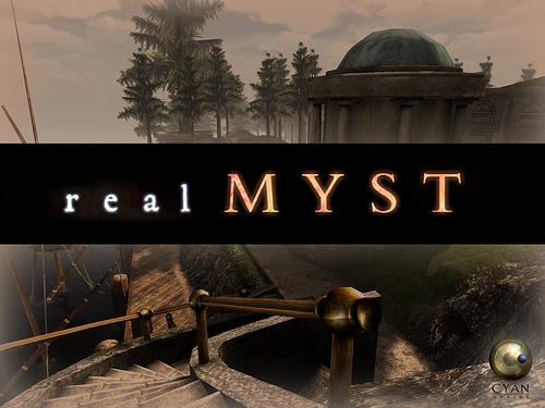 【iPad】あのMYSTがiOSに戻ってきた!「realMyst」