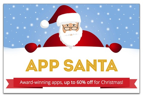 【iPhone,iPad】欲しかったアプリはないですか?クリスマスセール中のアプリ