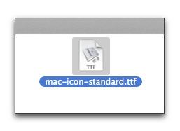 MacFont 001