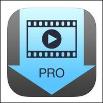 【iPhone,iPad】ビデオダウンロードとプレーヤー「ビデオダウンローダープロ」が初の無料化