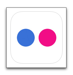 【iPhone,iPad】「Flickr」がバージョンアップでShare Extension に対応