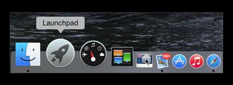 【Mac】OS X YosemiteのDockをカスタマイズ