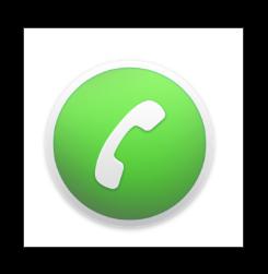 【Mac】FaceTimeを開く事なく名前や電話番号を喋ると、さくっと電話「DockPhone」