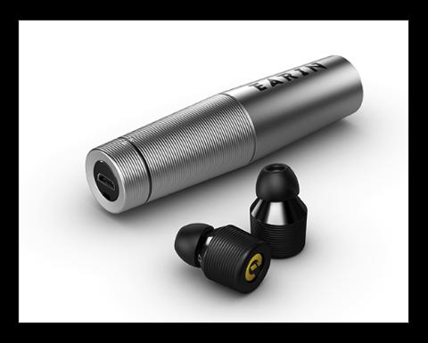 【iPhone】本当のワイヤレスイヤフォン「Earin」が来年早々に発売