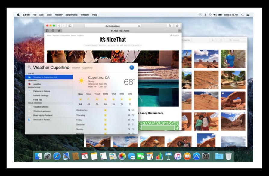 OS X El Capitan 004