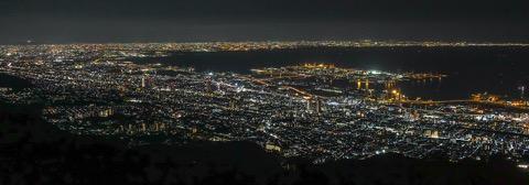 日本新三大夜景が決定、栄えある1位は?