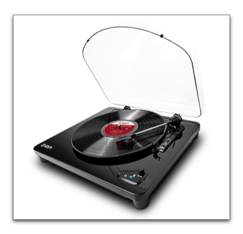 IONがBluetooth送信機能を搭載したUSBレコードプレーヤ「Air LP」を発表