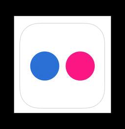 写真共有サイトのflickrの公式アプリ「flickr」が3D Touchに対応