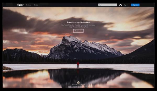 【Mac】Safariなどブラウザで表示&編集「flickr」、「CameraRoll」の使い方