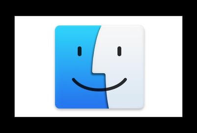 【Mac】Finderでフルパスを表示する三つの方法