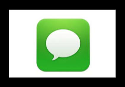【iPhone】ドコモからショートメッセージで親切なお知らせ