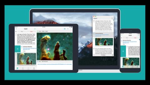 【Mac】2016年、私が愛用するメニューバー常駐アプリ その1 クリップボードマネージャー「Copied for Mac」