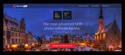 【Mac】最高のHDRフォトエディタ「Aurora HDR Pro」も次期バージョンで「写真(Photos).app」の拡張機能に対応