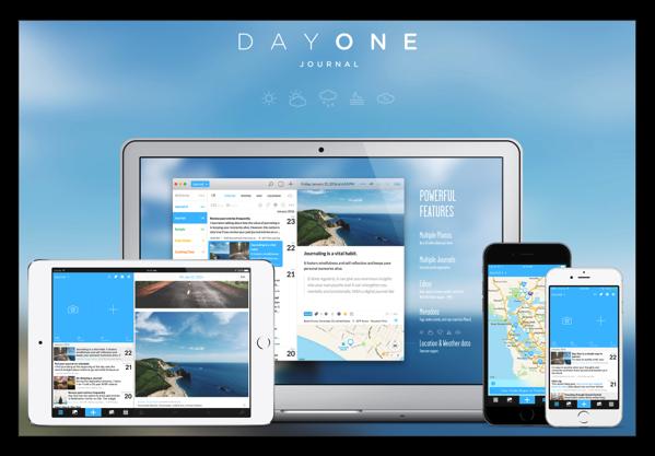 【Mac】アナウンス通りに日記アプリ「Day One 2 Journal + Notes」がリリースされています