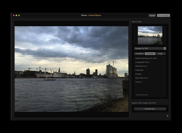 【Mac】「写真.app」で外部写真編集アプリを利用できる「External Editors For Photos」がより使いやすく