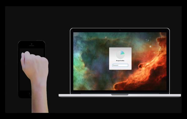 iPhoneやApple WatchでパスワードなしでMacのロックを解除「KNOCK」