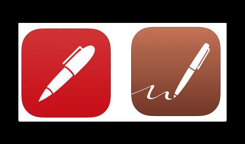 【iPad Pro】手書きノートアプリ「Notes Plus」「Noteshelf」がバージョンアップ