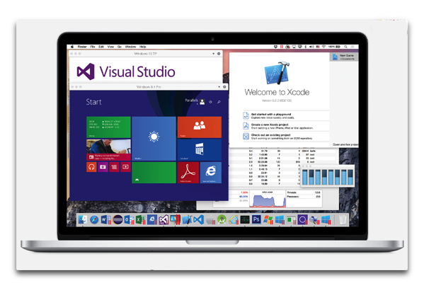 【Mac】備忘録として「Paralleles Desktop 11 for Mac」をインストールと設定