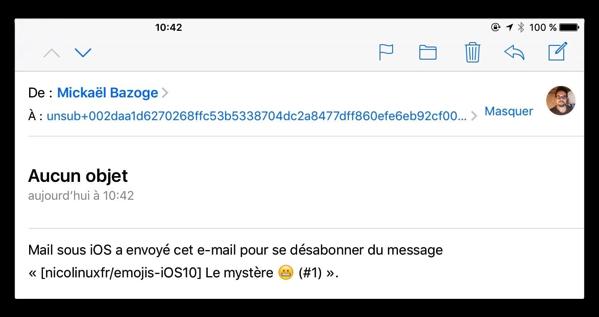 Mailinglist 003