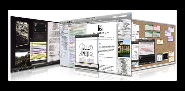 【iOS】文章作成支援アプリ「Scrivener for iOS」は7月20日リリース!