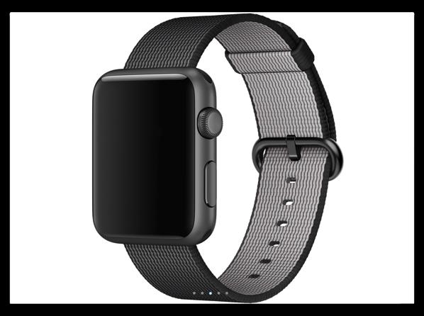 Apple Watchの「ウーブンナイロンバンド」が洗濯で蘇った