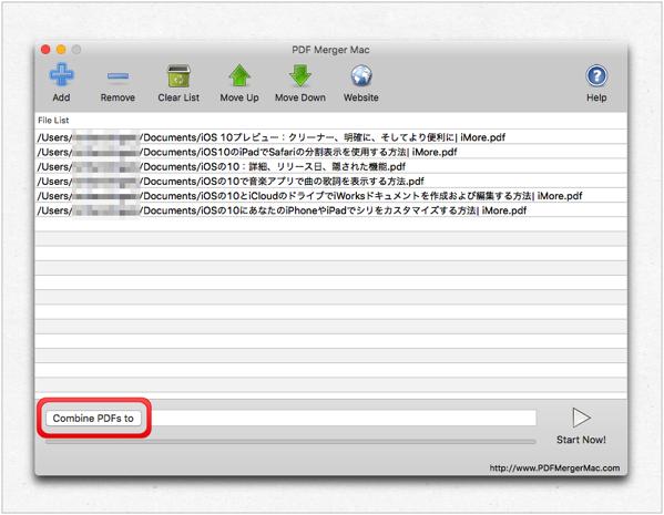 PDF Merger Mac 006a