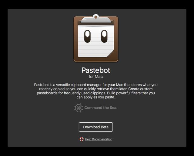 Pastbot 009