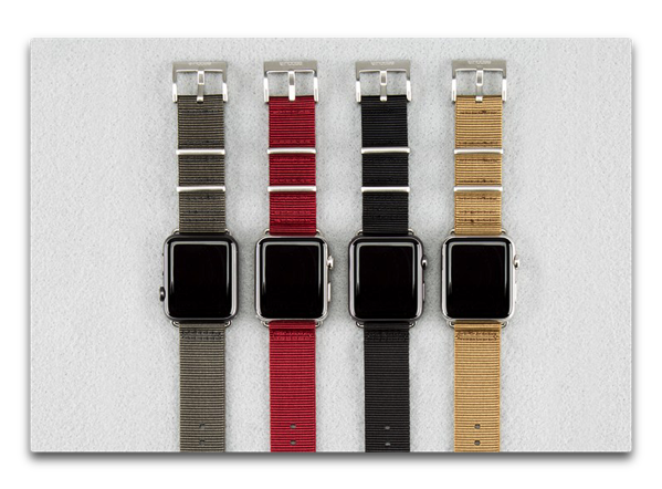 BelkinとIncase、Apple Watchのバンドを発売