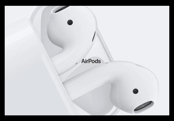 Apple製品を持てばもつほど欲しくなる!のが「AirPods」