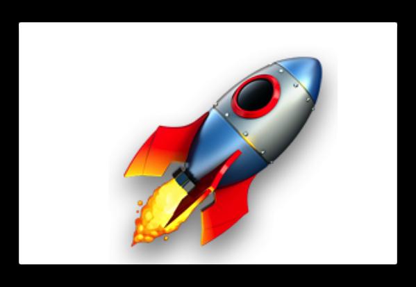 【Mac】Touch BarからDockと起動中アプリを起動&切り替える「Rocket」