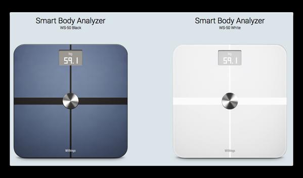 ワイヤレスボディアナライザー「Withings」、「Apple Watch」 の心拍数をインポートして表示する方法