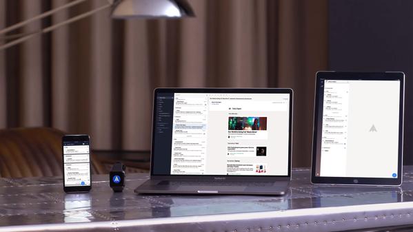 【Mac】Mailクライアント「Spark」が 1.0.1にバージョンアップ