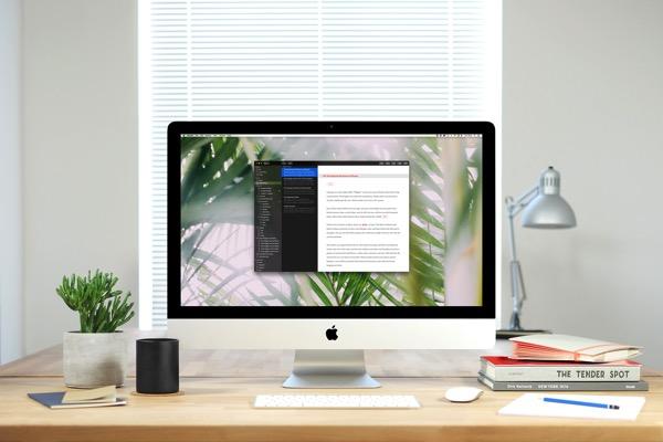 【Mac】高機能テキストエディタ「Ulysses」が12月7日リリースの「バージョン2.7」でタブとTouch Barをサポート